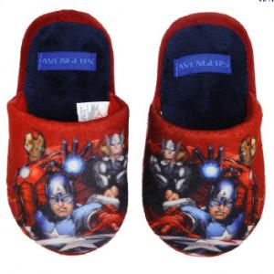 Παντόφλες Avengers (Κόκκινο) (Κωδ.200.149.025)