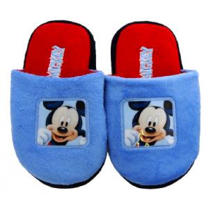 Παντόφλες Mickey Disney (Σιελ) (Κωδ.200.149.028)
