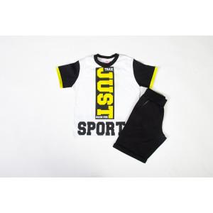 Σετ Παιδικό Κ/Μ Just Sprorts Sports (#077.043.100+12#)