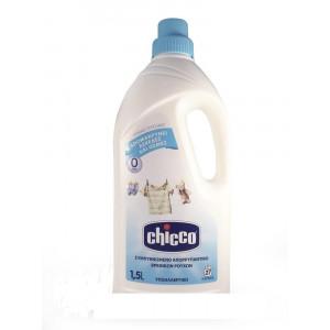 Chicco Υποαλλεργικό Συμπυκνωμένο Απορρυπαντικό Βρεφικών Ρούχων 1,5 L (001.01.012)