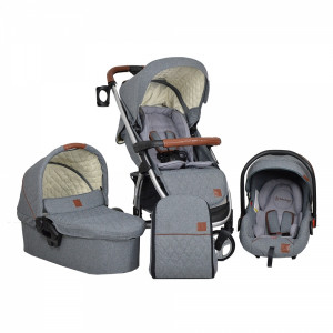 Trio malibu Version2 Bebestars 310-188  (Grey New) Ζητήστε προσφορά (186.097.008)00259