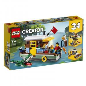 LEGO Creator Riverside Houseboat 31093 Κωδ. 793.342.078