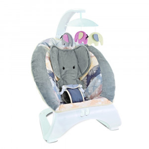 Bebe stars Elephant Grey (Κωδ.186.73.012)