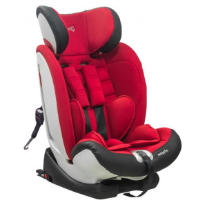 Just Baby Κάθισμα Megafix 9-36 κιλά (Red) (507.76.025)