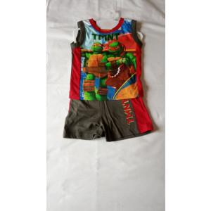 Παιδικό Σετ Χελωνονιτζάκια Αμάνικο  ΝΤ33003 Nickelodeon