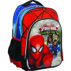 Τσάντα Spiderman Δημοτικού (#151.355.002#)