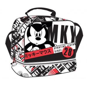 Τσάντα Φαγητού Ισοθερμικό Mickey Power Up (340-82220)