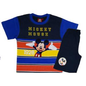 Σετ Παιδικό K/Μ Μακώ Mickey Disney (Μπλε Ρουα) (Κωδ.200.43.018)