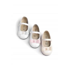 Παπούτσια Βάπτισης κορίτσι Babywalker BS 3500 narlis.gr