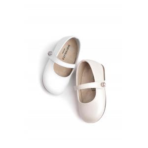 Παπούτσια Βάπτισης κορίτσι Babywalker BS 3502 narlis.gr