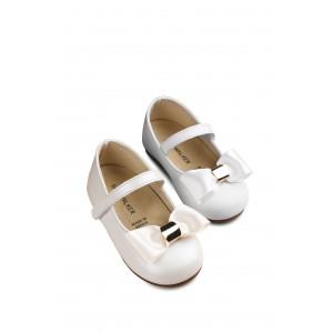 Παπούτσια Βάπτισης κορίτσι Babywalker BS 3537 narlis.gr