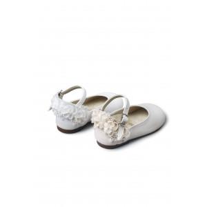 Παπούτσια Βάπτισης κορίτσι Babywalker BS 3543