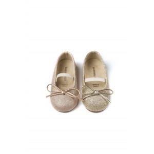 Παπούτσια Βάπτισης κορίτσι Babywalker BS 3546 narlis.gr