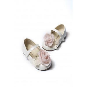 Παπούτσια Βάπτισης κορίτσι Babywalker BS 3552 narlis.gr