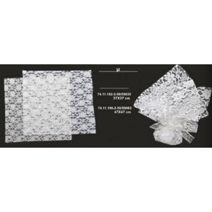 Δανδέλα κορδονέ tsirilas 74.11.182-37Χ37cm 50τμχ