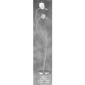 Λαμπάδα Φωτιστικό Δάφνη με Παγάκι (Κωδ.79057)  (Η τιμή αφορά 2 Τεμάχια)