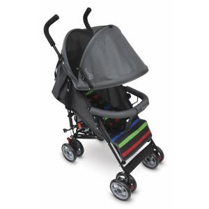 Καρότσι Just Baby Flexy (Γκρι) & Δώρο ομπρέλα (507.098.002)