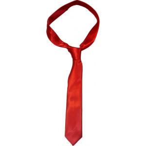 Γραβάτα Σατέν (Κόκκινο) (Κωδ.582.01.002)