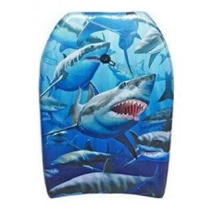 """Σανίδα Κολύμβησης 26"""" Καρχαρίας 69x46x5cm (42-1679)"""
