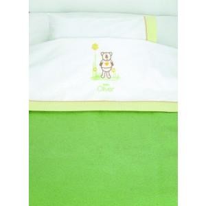 Σετ Σεντόνια 3τμχ Bear 615 Green