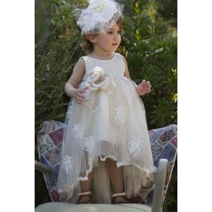 Ολοκληρωμένο πακέτο σετ βάπτισης κορίτσι Dolce Bambini 403-1 narlis.gr