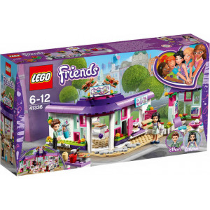 LEGO Friends Emmas Art Cafe 41336