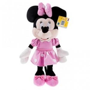 Λούτρινο Κουκλάκι Minnie (43cm) Disney (Κωδ.151.142.007)