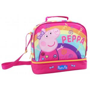 Τσάντα Φαγητού Ισοθερμικό Peppa Pig (482502)
