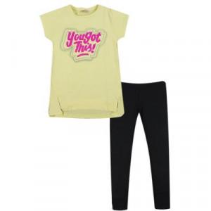 Μπλουζοφόρεμα & Κολάν Παιδικό (Κ#291.060.017+5#)