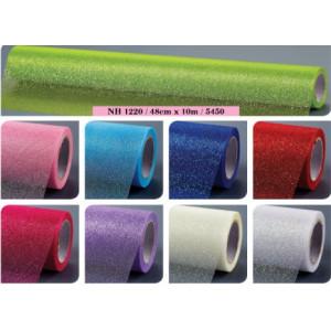 Οργάτζα Glitter Μικρό ΝΗ 1220-48cmX10m(5450)