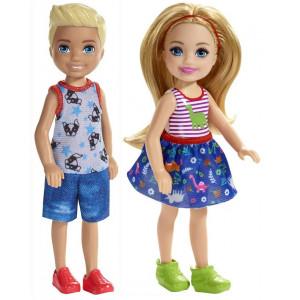 Barbie Η Chelsea & Οι Φίλες Της (Διάφορα Σχέδια) (DWJ33)