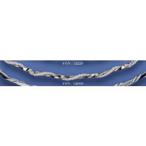 Στέφανα μεταλλικά με πέρλες 416N(52000)