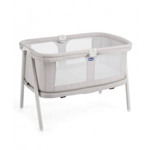 Βρεφικό Λίκνο Chicco LullaGo Zip Light Grey-28