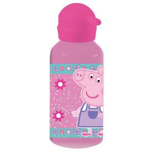 Παγούρι Μεταλλικό Peppa- George Pig (Ροζ) (#760.239.012+3#)
