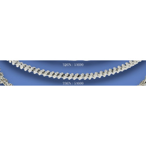 Στέφανα με πέρλες 336N(51600)
