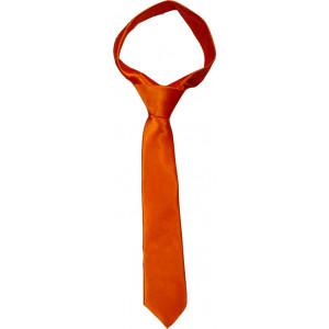 Γραβάτα Σατέν (Πορτοκαλί) (Κωδ.582.01.002)