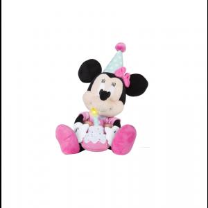 Mickey Club House Minnie Χαρούμενα Γενέθλια (MKE06000)