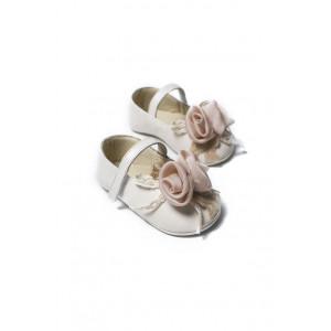 Παπούτσια Βάπτισης κορίτσι Babywalker Mi1584 narlis.gr