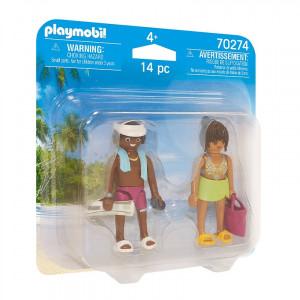 Playmobil Ζευγάρι Παραθεριστών (70274)