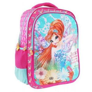 Τσάντα πλάτης Winx 3 θήκες Δημοτικού (#760.355.004#)