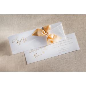 Προσκλητήριο Γάμου (Biniatian) (Κωδ.514-0167)