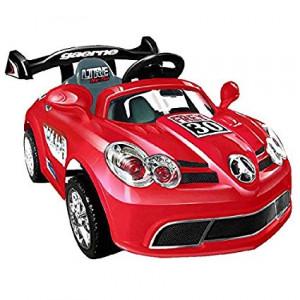 Ηλεκτροκίνητο αυτοκίνητο με τηλεχειρισμό Bo Car Red A088 (737.353.021)