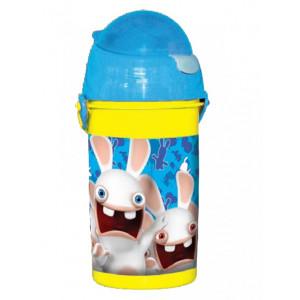 Πλαστικό Παγούρι Rabbits Disney (Με καλαμάκι) (Κωδ.151.539.021)