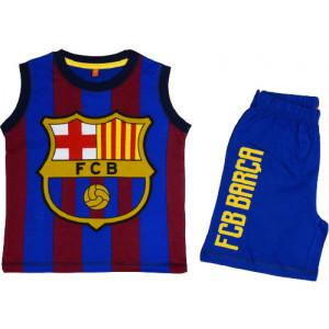 Σετ Παιδικό K/Μ Μακώ Barcelona (Μπλε Ρουα) (Κωδ.200.43.012)