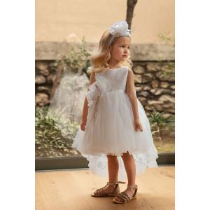Ρούχο σετ βάπτισης κορίτσι Dolce Bambini  narlis.gr