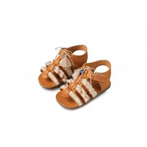 Παπουτσάκι κορίτσι Babywalker (EXC.5596) +21