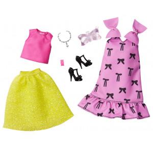 Barbie Βραδινά Σύνολα (Διάφορα Σχέδια) (GHW84/FXJ13)