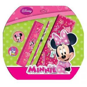Σετ σχολικό μεταλλική κασετίνα Minnie (#760.001.034#)