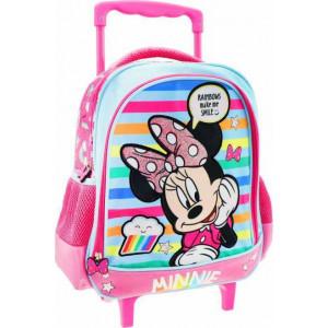 Τσάντα Minnie Τρόλεϊ 2 θήκες