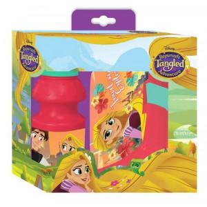Σετ Τάπερ + Παγούρι Rapunzel (#760.317.021#)
